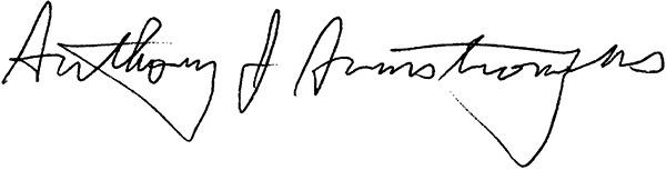ArmstrongSignature