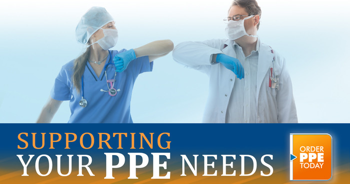 Supporting Your PPE Needs