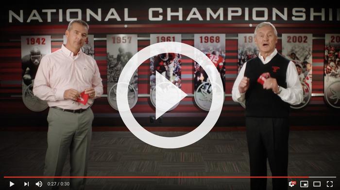 Video- OSU Coaches